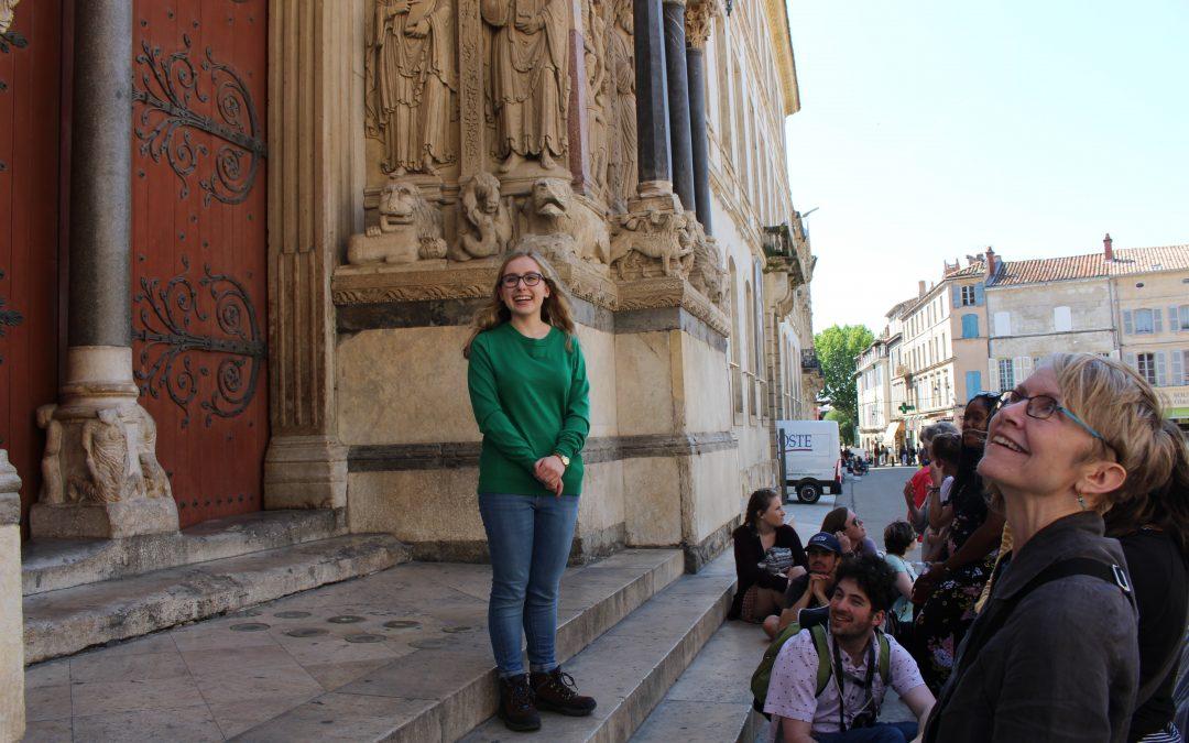 Discovering St.-Trophîme