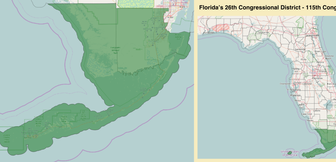 Florida's 26th Congressional District Race Fights to the Finish