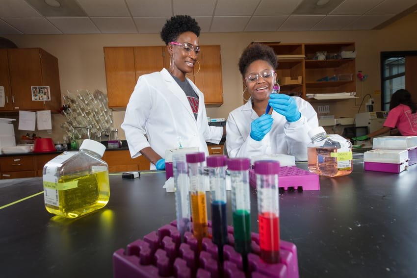 Turning Triple Negatives into Positive Results: Meet Biology Major Terricka Williams