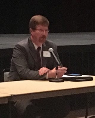 Johnny Key, Arkansas commissioner of education