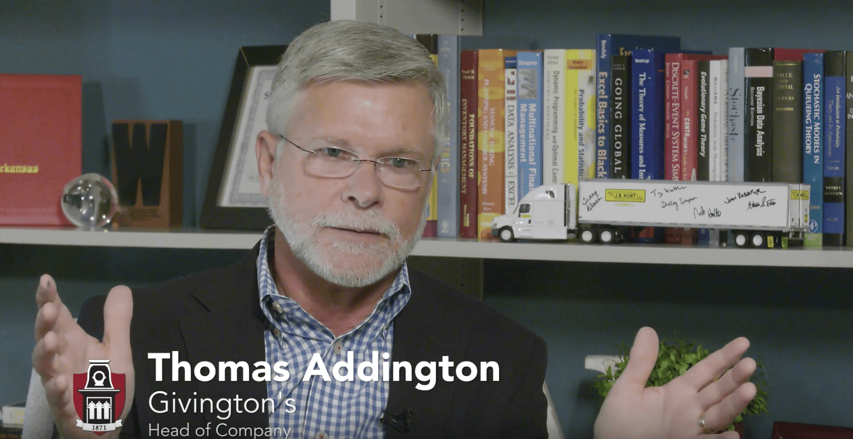 Tom Addington: Givington's