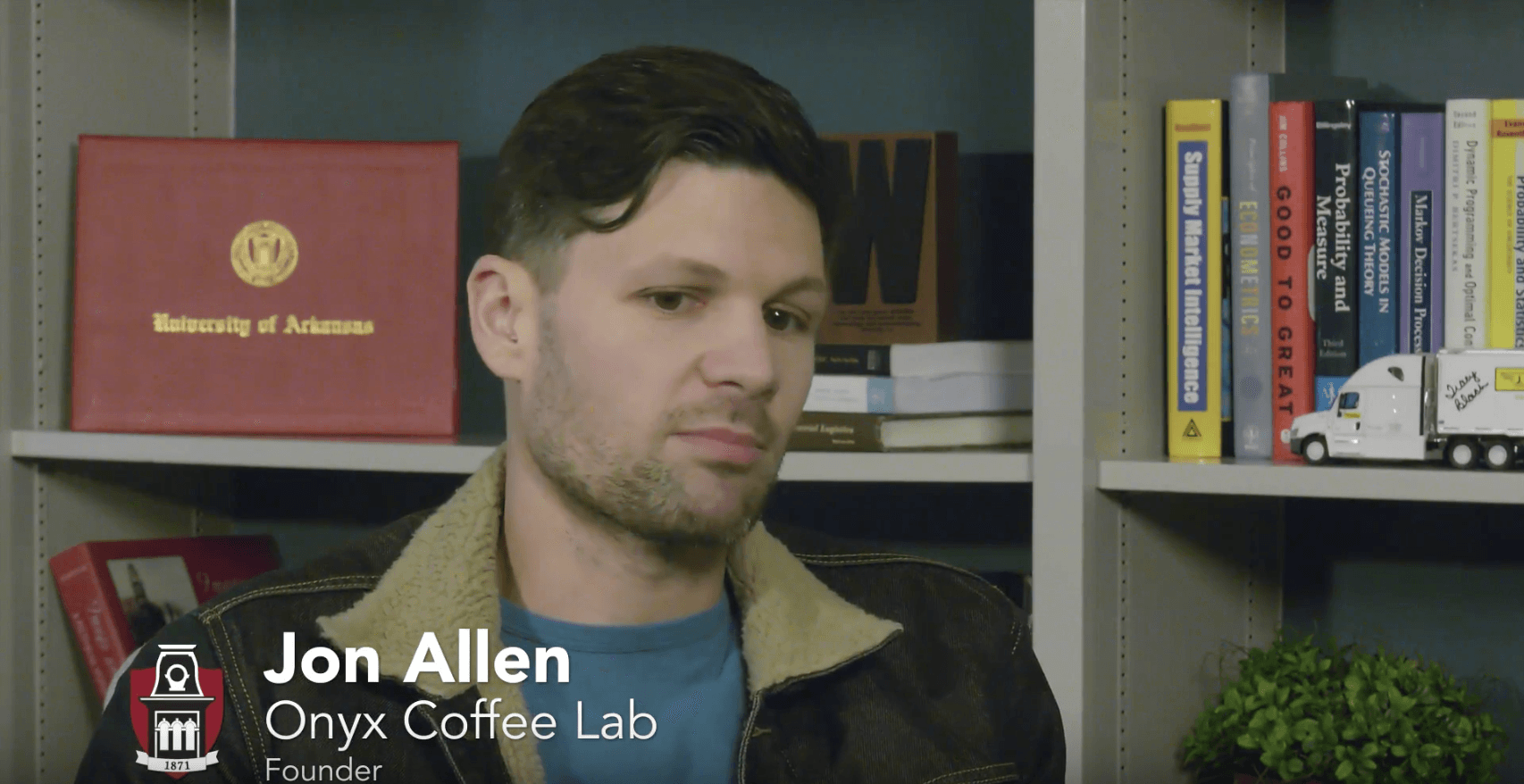 Jon Allen: Onyx Coffee Lab