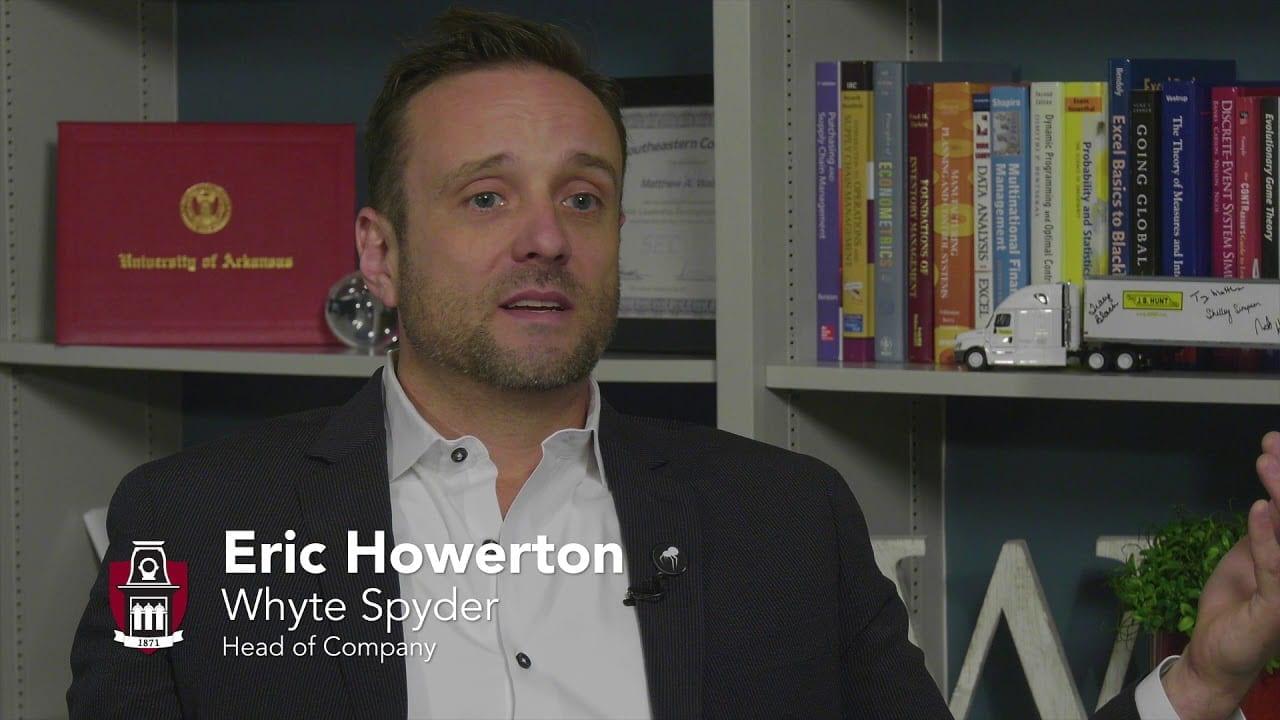 Eric Howerton: Whyte Spyder