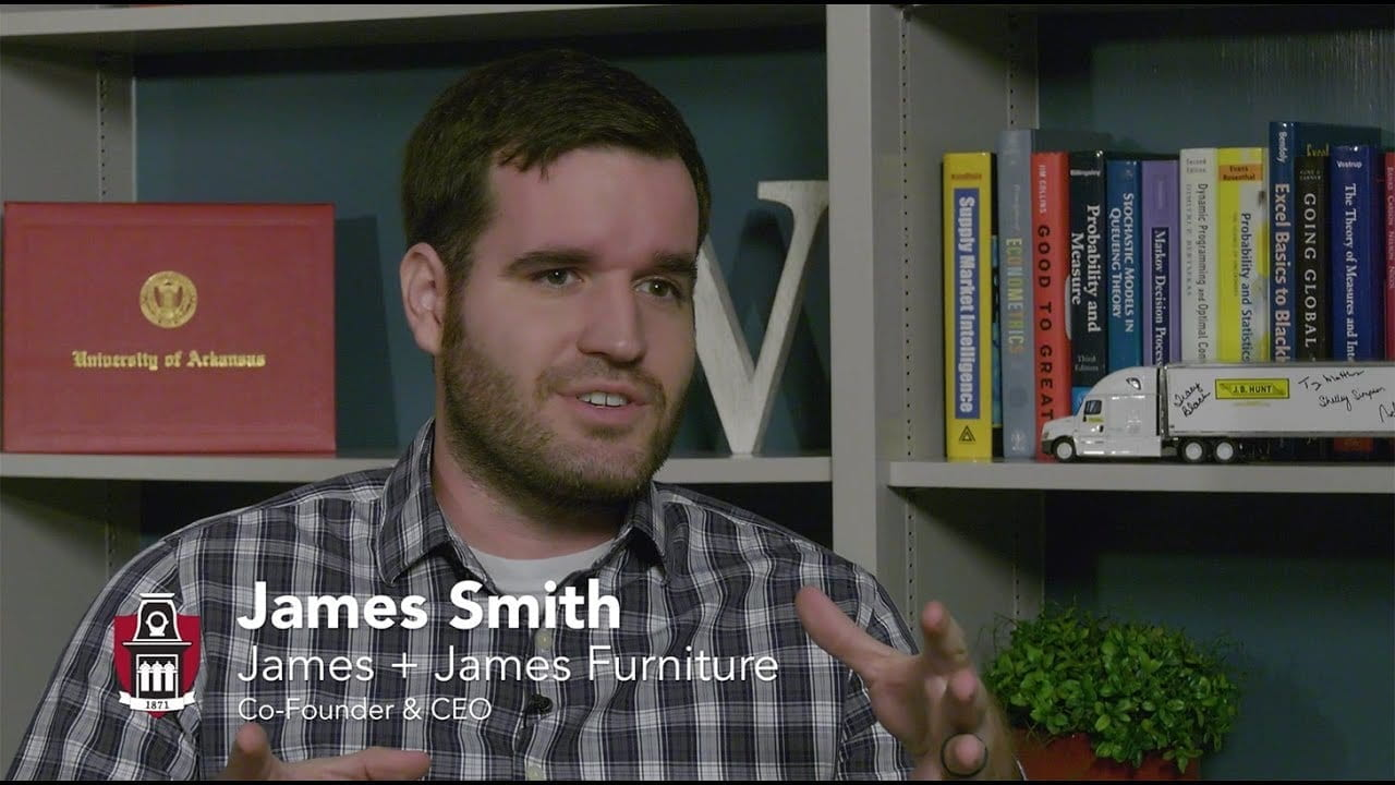 James Smith: James + James Furniture