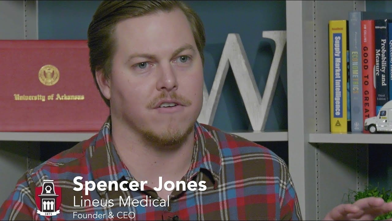 Spencer Jones: Lineus Medical