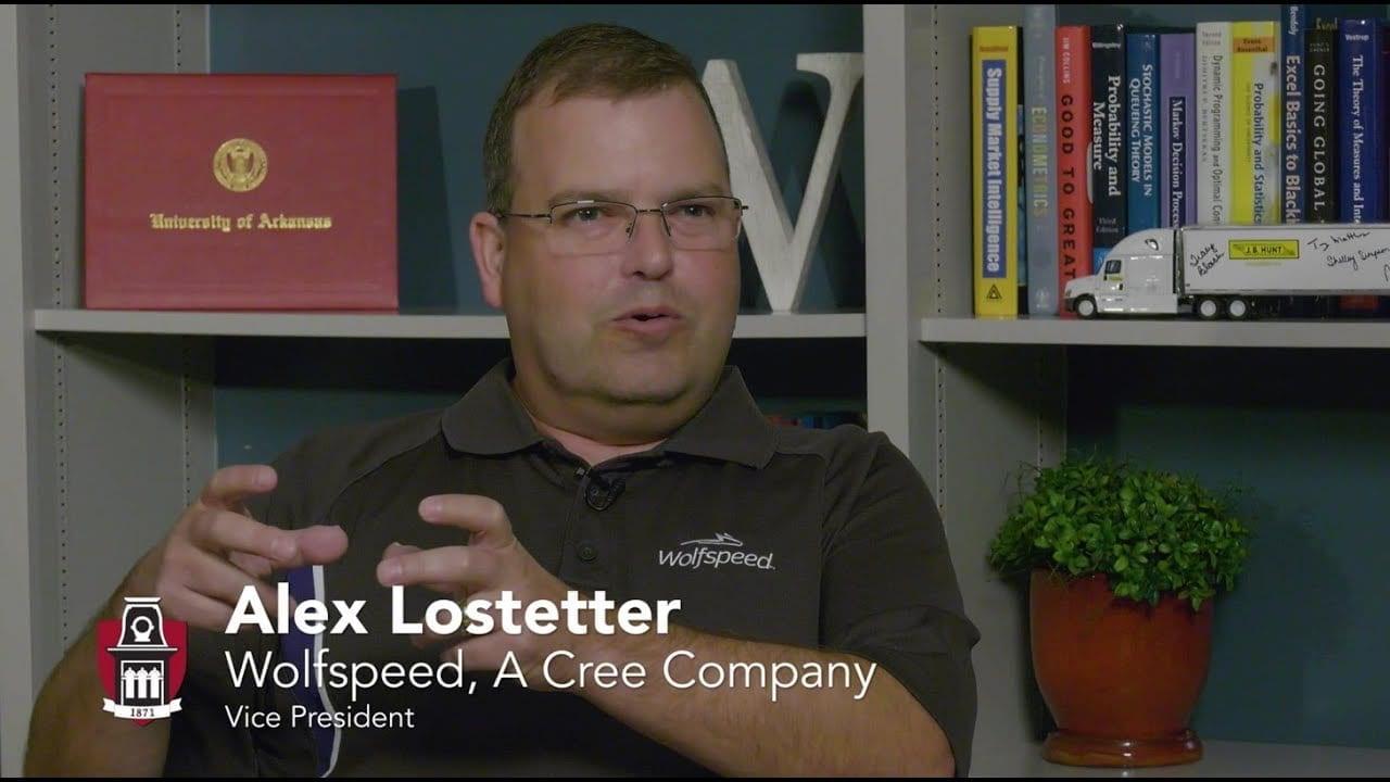 Alex Lostetter: Wolfspeed