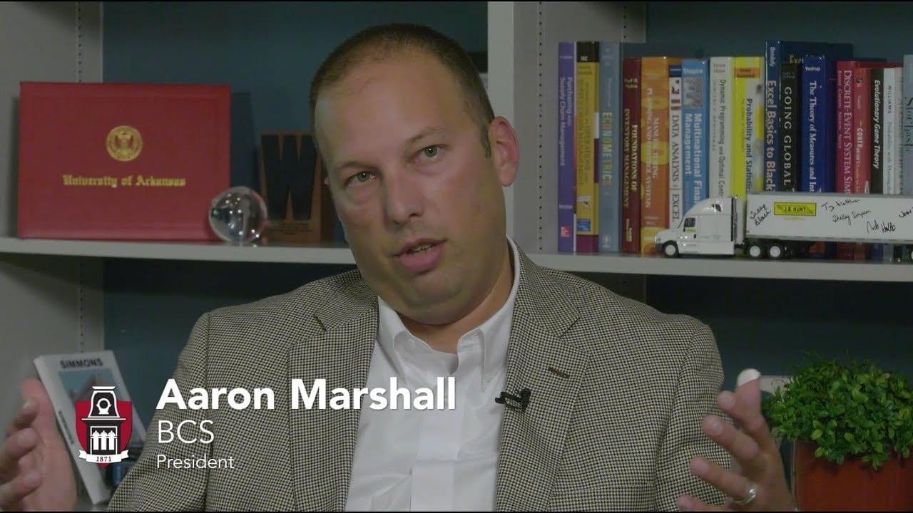 Aaron Marshall: BCS