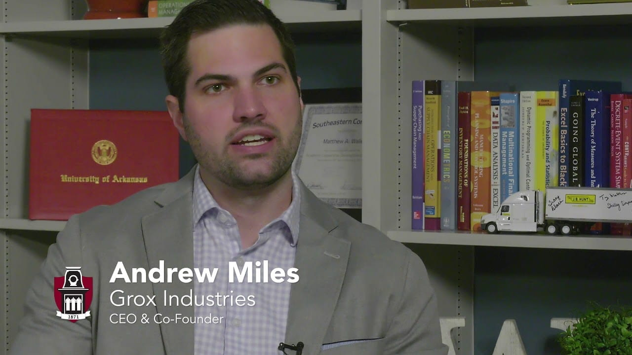 Andrew Miles: Grox Industries
