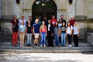 Brazilian Students Work with Biomedical Engineering Professors on Summer Research Projects
