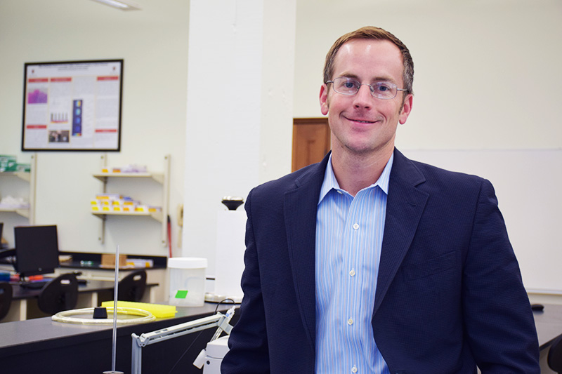 On Launching a Startup: Jared Greer, BSIE 2002, MBA 2009, MS BME (in progress)