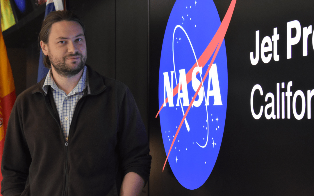Electrical Engineering Alumnus Takes Part in NASA's Mission History
