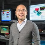 FANG LUO, assistant professor of electrical engineering, earned $296,804. Luo's award will support his research and teaching related to semiconductor-based electromagnetic interference mitigation. It's a problem that is becoming increasingly prevalent as engineers work to make electronics smaller, faster and more efficient.