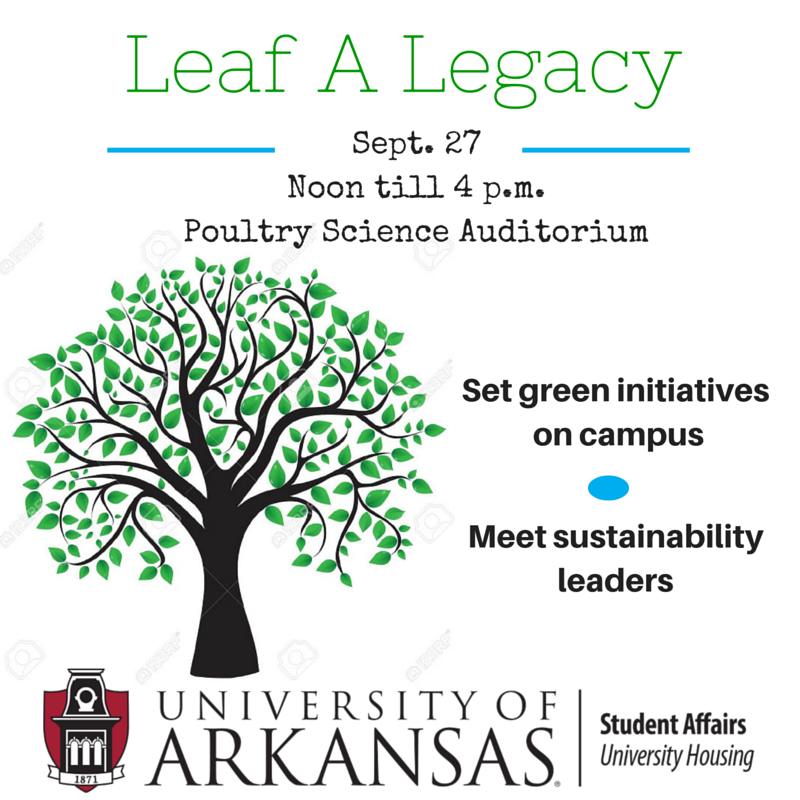 Leaf A Legacy Workshop Sets Housing's Sustainability Goals