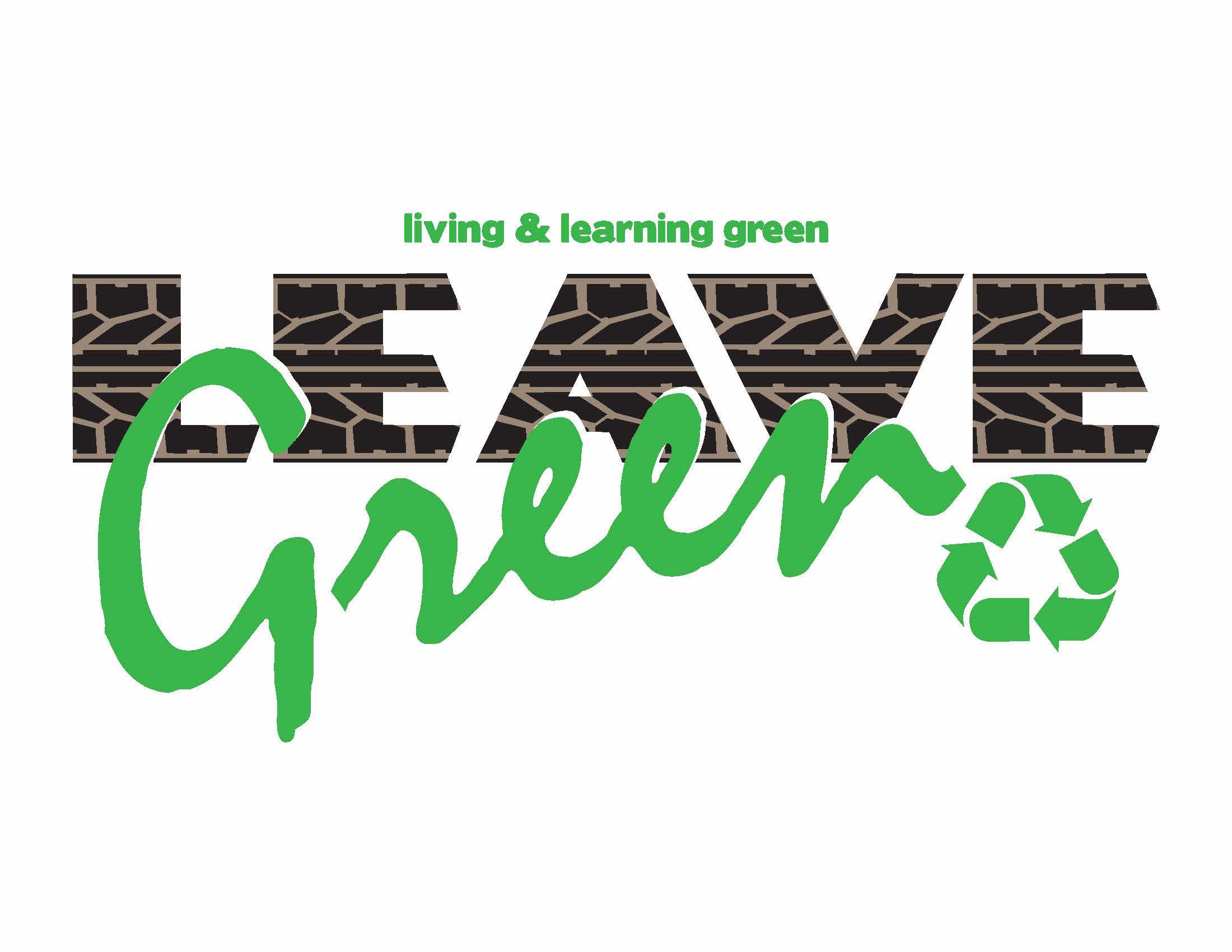 Leave Green: Application Open for 2016 Donation of Items