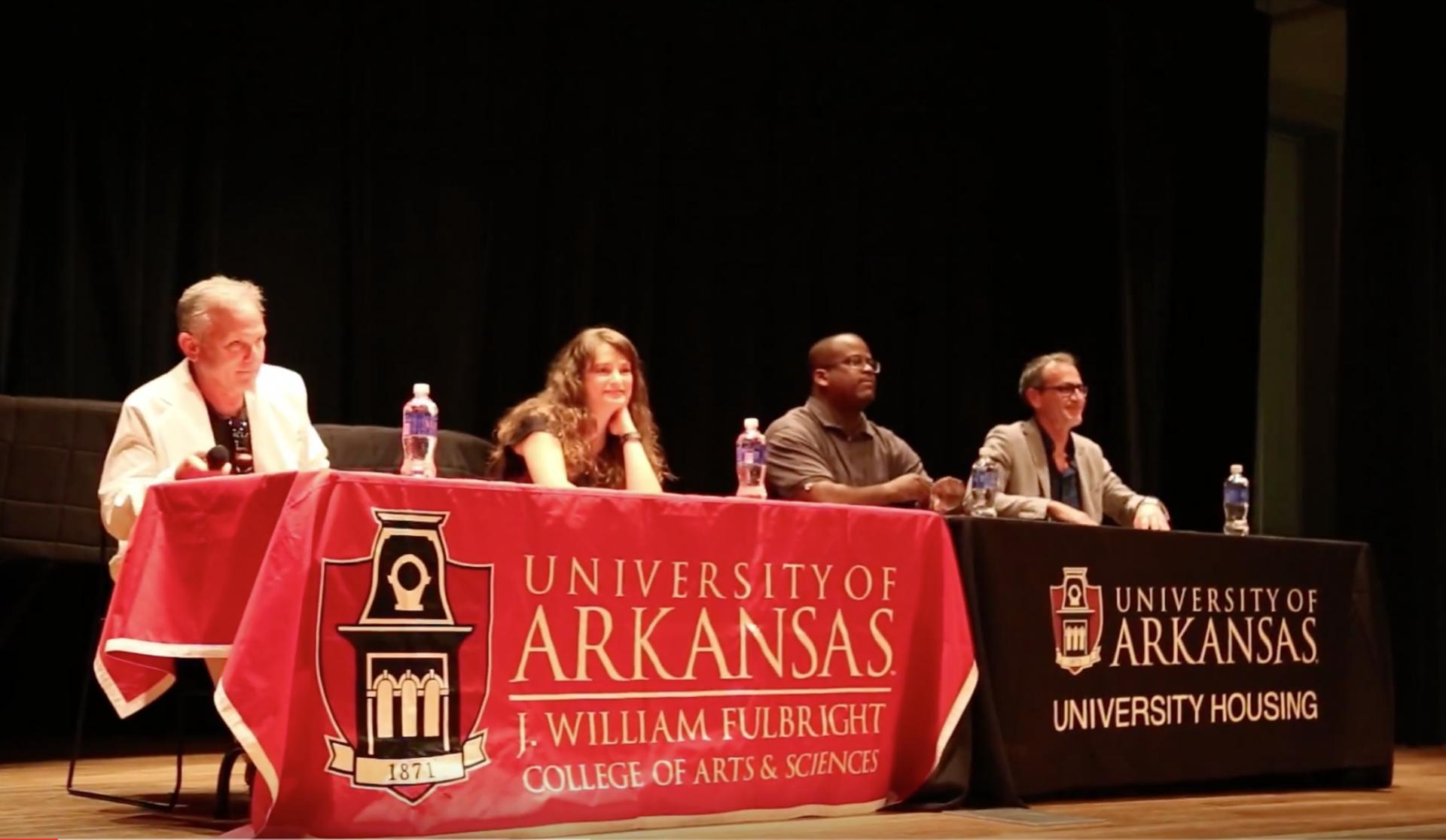 Biology's Ralph Henry 'Saved' During UA Life Raft Debate 2015