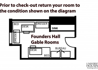 Founders Hall - Gable Room