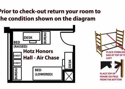 Hotz Hall - Air Chase Room