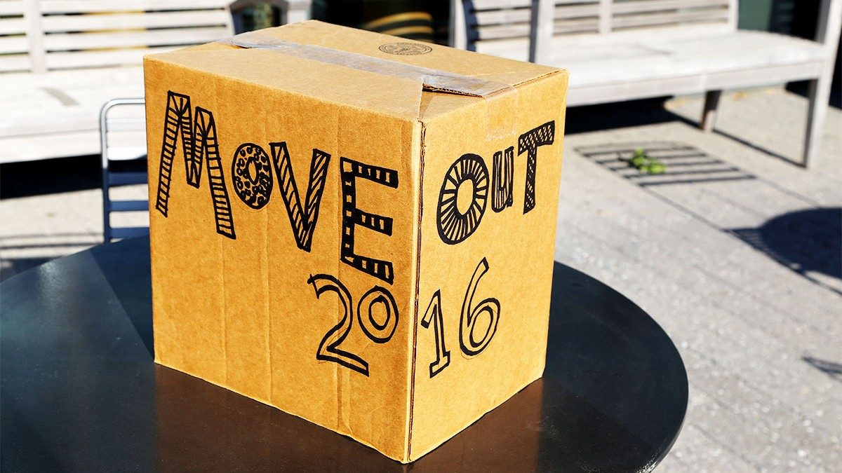 Summer is Coming. Be Ready for Move-Out 2016