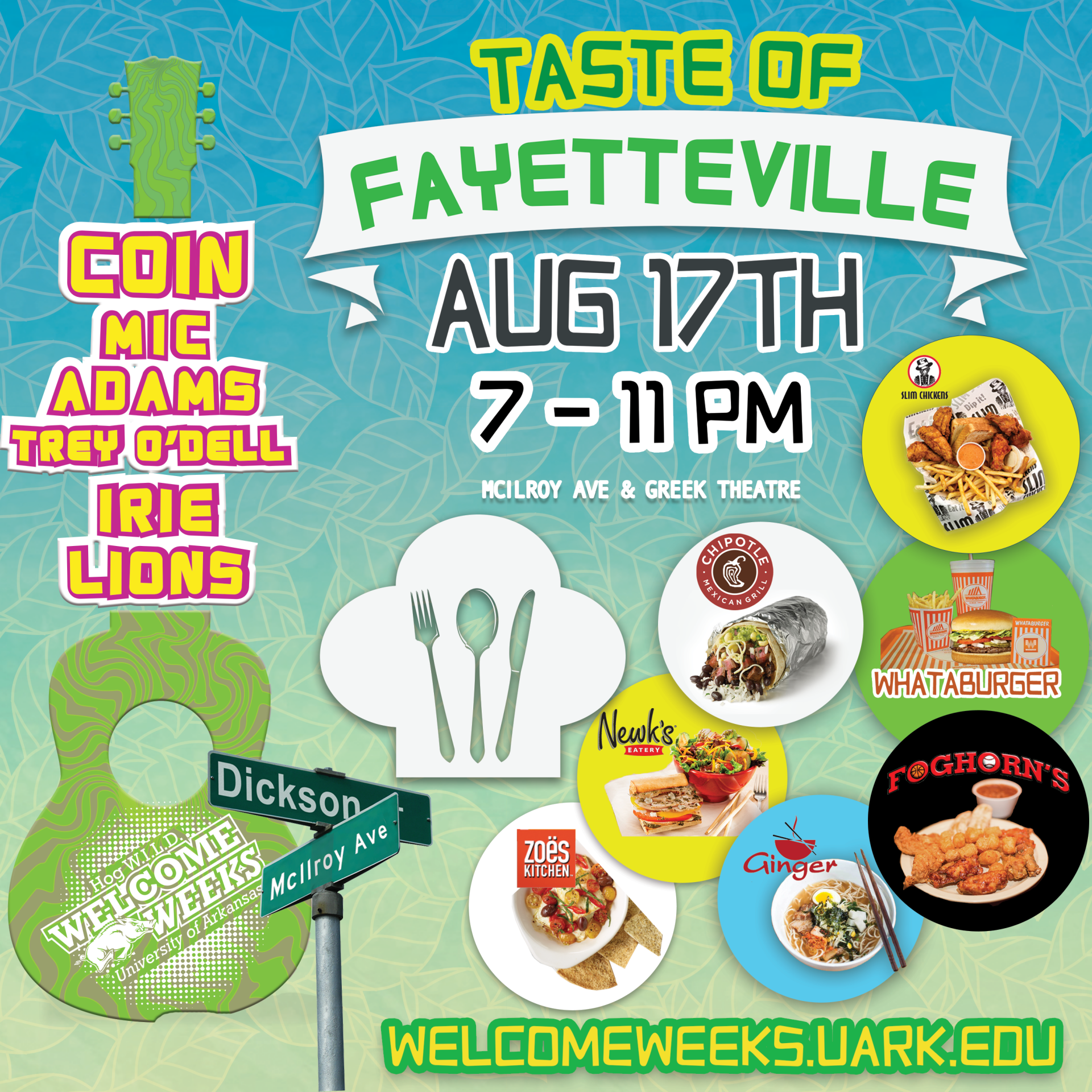 Hungry for Good Times? Check Out the Taste of Fayetteville