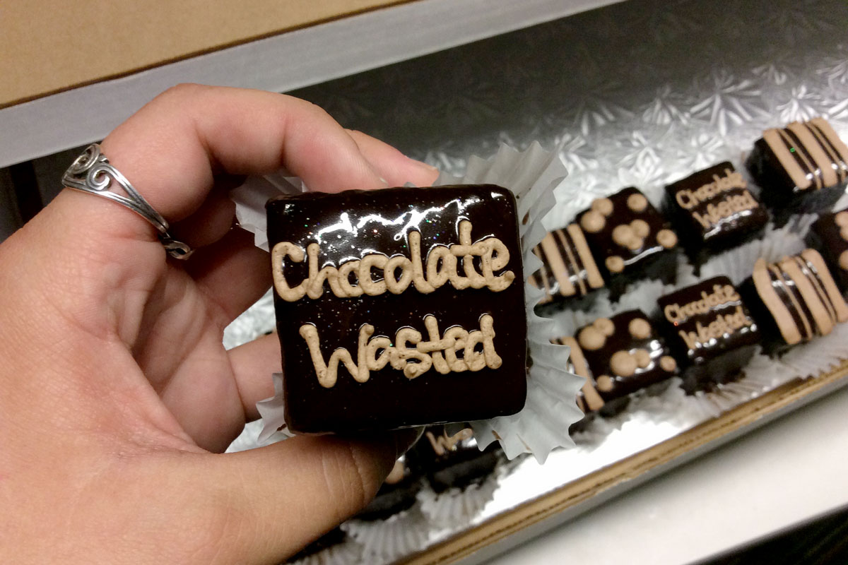 Chocolate Wasted Goes Campus-Wide as @Home Program | #UARKHome