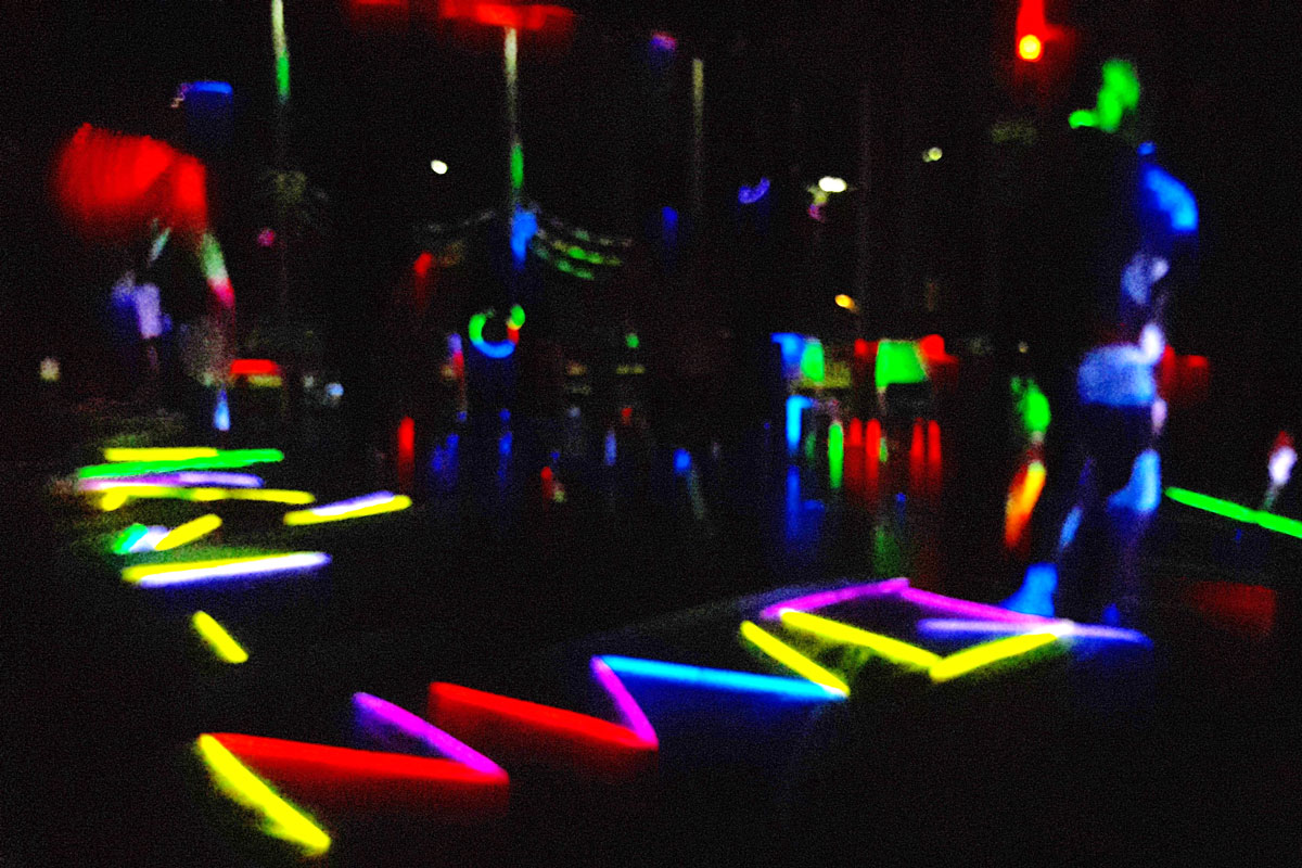 #RockTheQuad: Dine by Day, Rave by Night