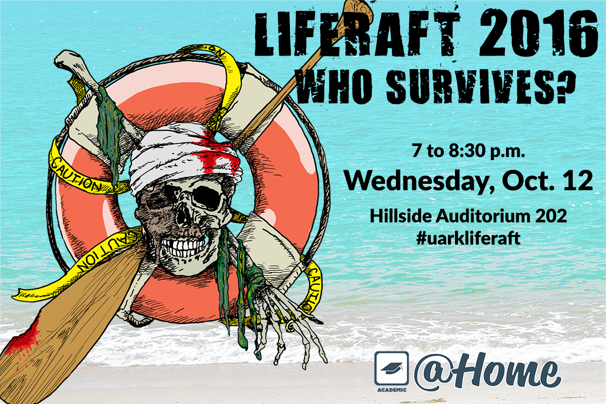 Life Raft Debate: Who Would Be Your Pick?