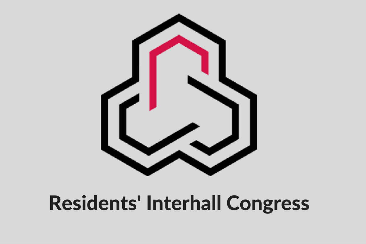 Residents' Interhall Congress Approves 'Finals Week' Programs