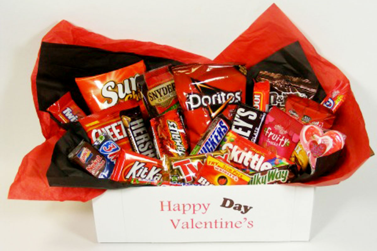 Support NRHH with a Valentine's Day Package