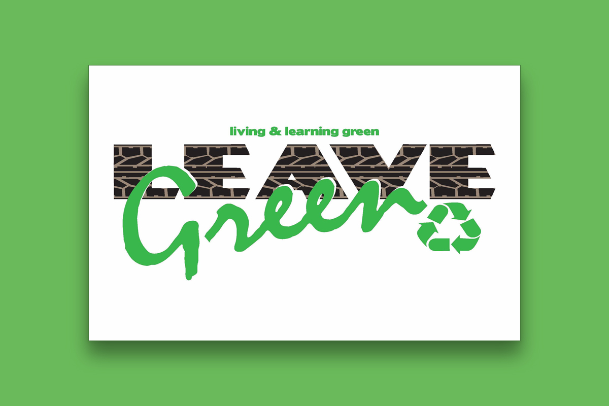 "University Housing Asks You to 'Leave Green"" During Move-out"