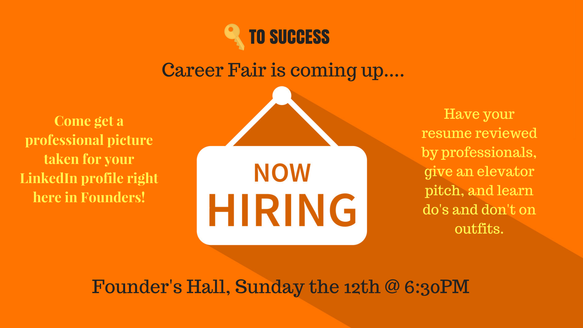 career fair prep uarkhome career fair is coming up and residents should freshen up their resume at this event residents will be able to have their resume examined and improved by