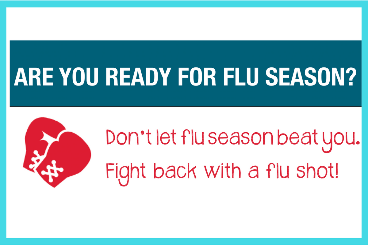 Stay Healthy: Fight the Flu With a Vaccine Shot
