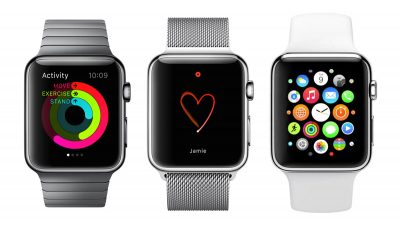 Apple watch contest