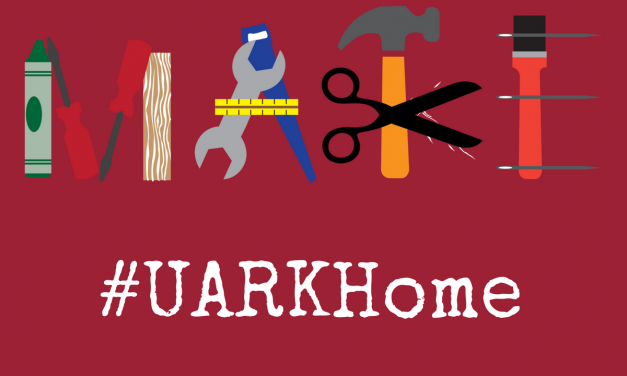 Win an Apple Watch During the Make #UARKHome Instagram Contest