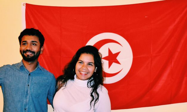 Holcombe Global Series: From Tunisia to Fayetteville