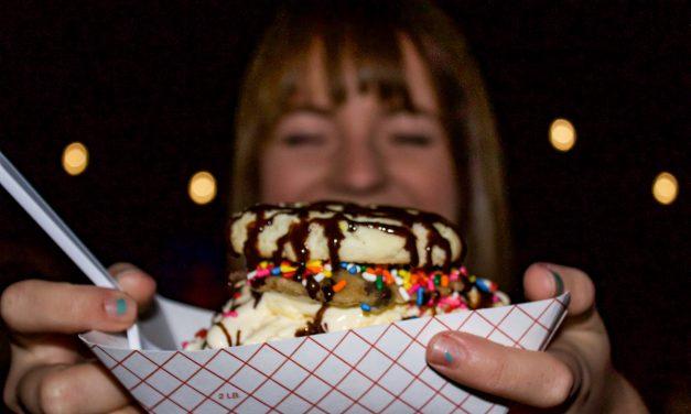 Fayetteville Secret #2: Chunky Dunk is Ice Cream Sandwich Heaven