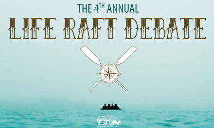 Annual Life Raft Debate Asks 'Who Should Survive An Apocalypse?'