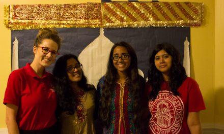 Holcombe Global Series Explores India