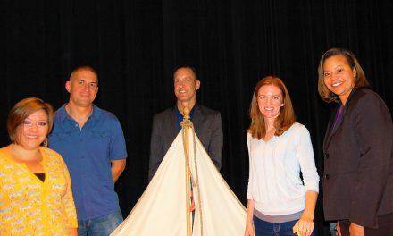 Kate Shoulders Keeps a Level Head During Life Raft Debate