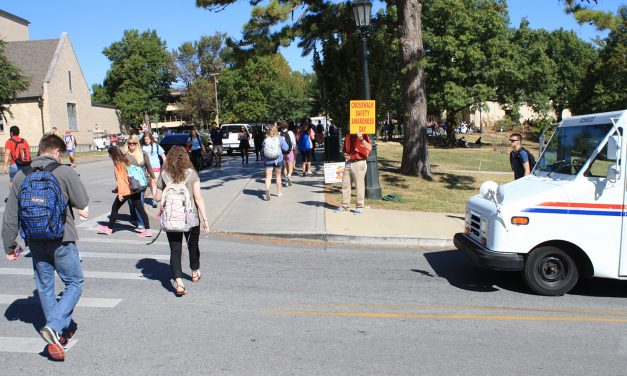 Watch Out: Crosswalk Safety Awareness Month
