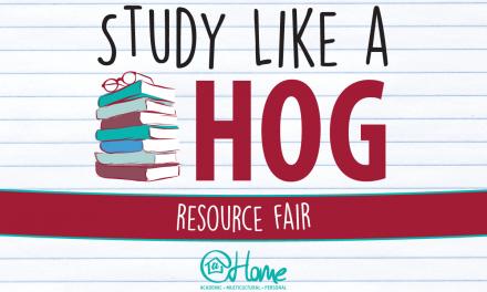 """""""Study Like a Hog"""" Brings You Tips, Tricks, and Treats!"""