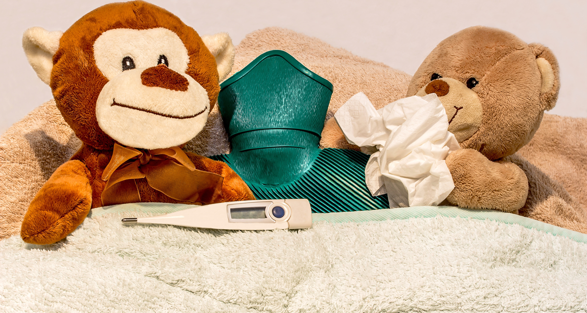 Protect Yourself: Don't Let the Flu Get You!