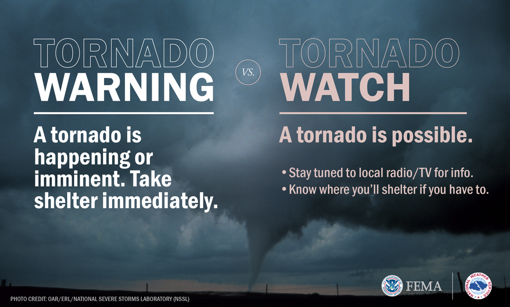 Know the Weather: Spring Tornado Safety | #UARKHome