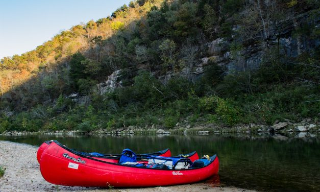 Get Out and Paddle the Ozarks This Season