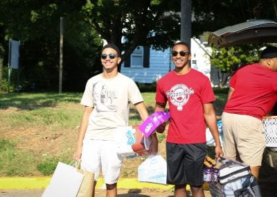 #UARK22 residents moving into Maple Hill