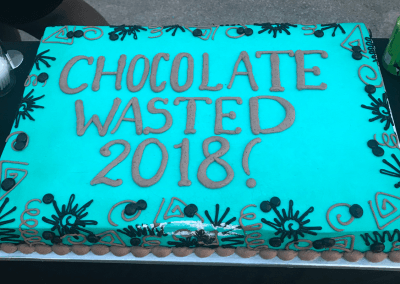 Chocolate Wasted Treat