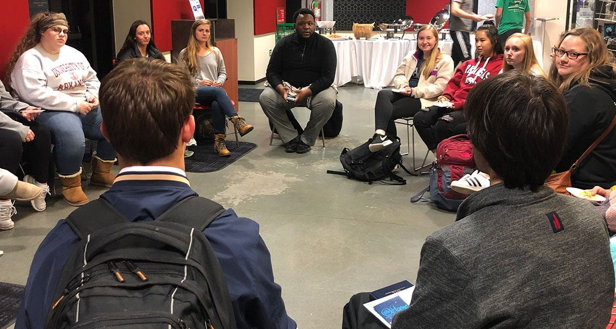 Students Discover Religious Diversity at Embody the Belief