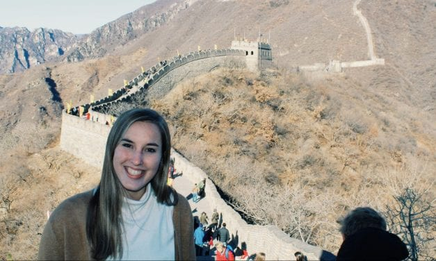 Thanksgiving Abroad: Model United Nations in China