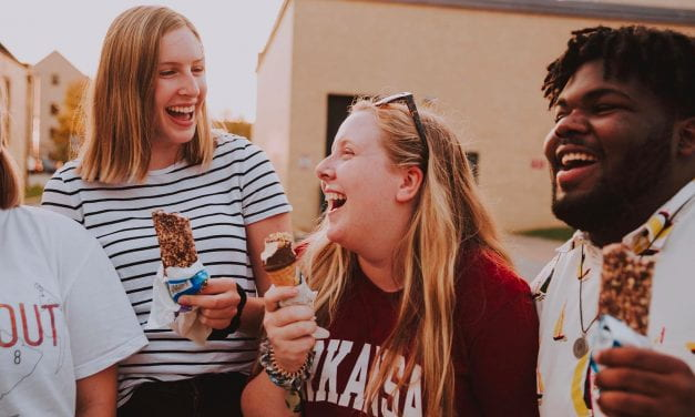 New Students Get a Taste of Fayetteville