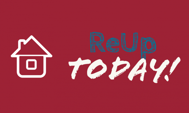 Live on Campus: It's Time to ReUp!
