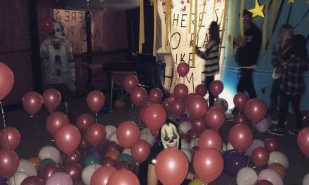 Students Get Spooked at Hell on the Hill